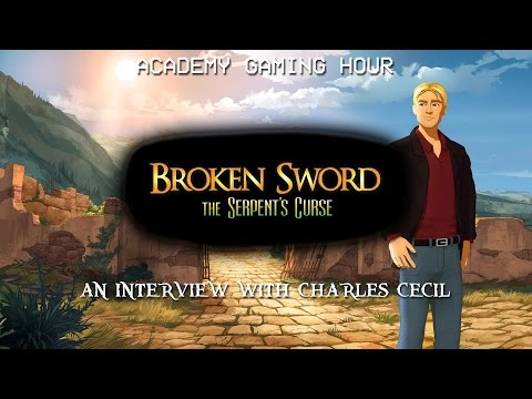Academy Gaming Hour w/ Revolution Software