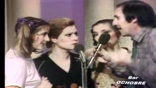 """MICKY y LOS TONYS & MUSTANG - """"No sé nadar"""" y """"Submarino Amarillo"""".wmv"""