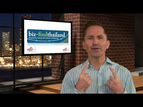BizFind Thailand Promotional Video by Worldwide IPTV