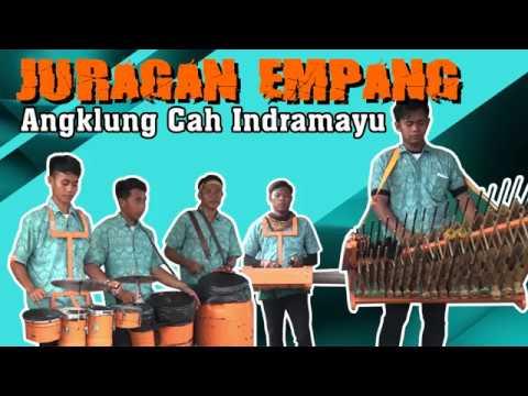 JURAGAN EMPANG  versi  ANGKLUNG CAH INDRAMAYU VIRALKAN!!!!
