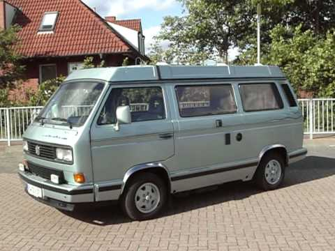 vw bus t3 atlantic westfalia vanagon youtube