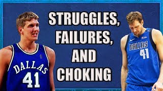 Before He Was a Champion: Dirk Nowitzki (1998-2011)