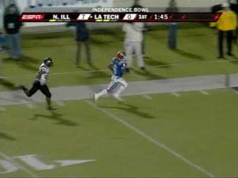 2008 -Louisiana Tech vs Northern Illinois, Independence Bowl
