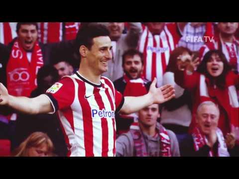 Athletic Bilbao's Aritz Aduriz