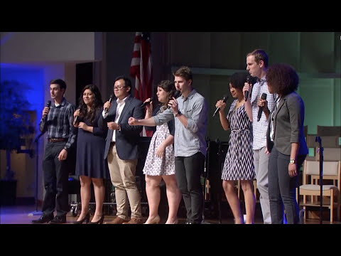 California Baptist University's Hope! - LET EVERYTHING THAT HAS BREATH/HOW GREAT IS YOUR LOVE (2017)