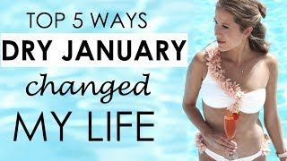 5 Ways Dry January Changed My Life | In-Depth | How 2 Travelers