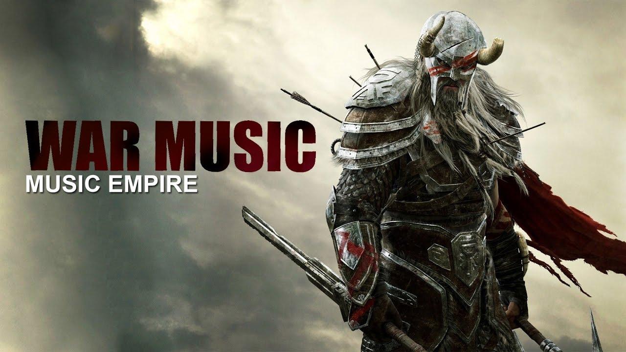 War Music Aggressive Military Epic Music! Powerful Hard ...