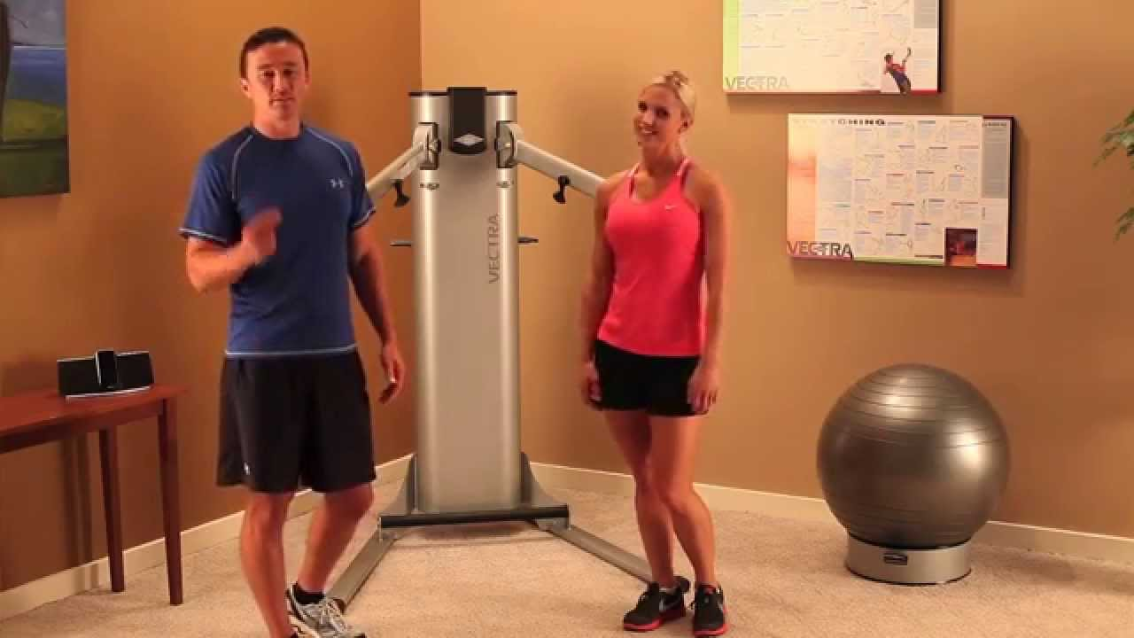 Vectra fitness: introducing the brt body resistability trainer