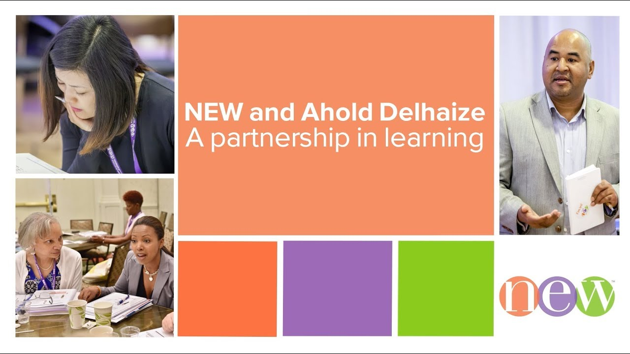 NEW partners with Ahold Delhaize