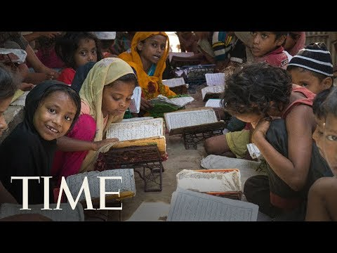 Landslides, Flooding Threaten 200,000 Rohingya Refugees As Monsoon Rains Into Bangladesh Camp | TIME