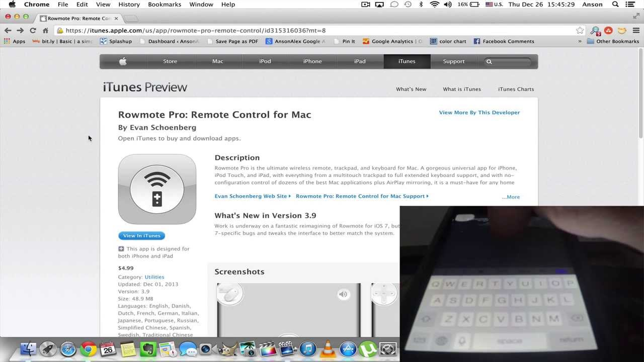 mac app must have 2013