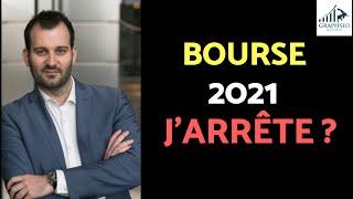 Bourse 2021 : On Continue L'année Prochaine Ensemble ?