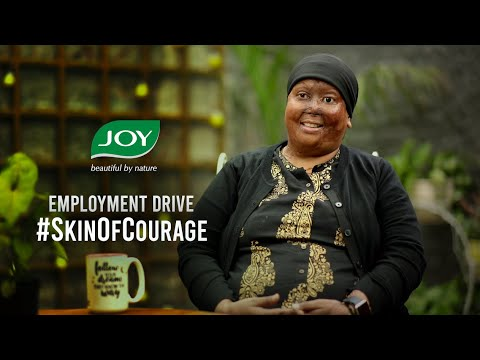 #SkinOfCourage Employment Drive