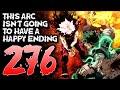 Shigaraki vs Everyone / My Hero 276 Review