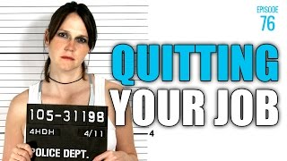 JMS076: Quitting Your Day Job