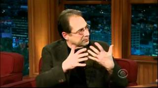 Craig Ferguson 3/12/12E Late Late Show David Milch