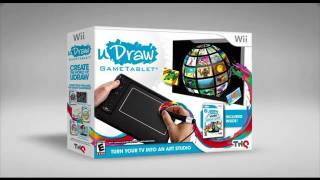 uDraw GameTablet for you Nintendo Wii