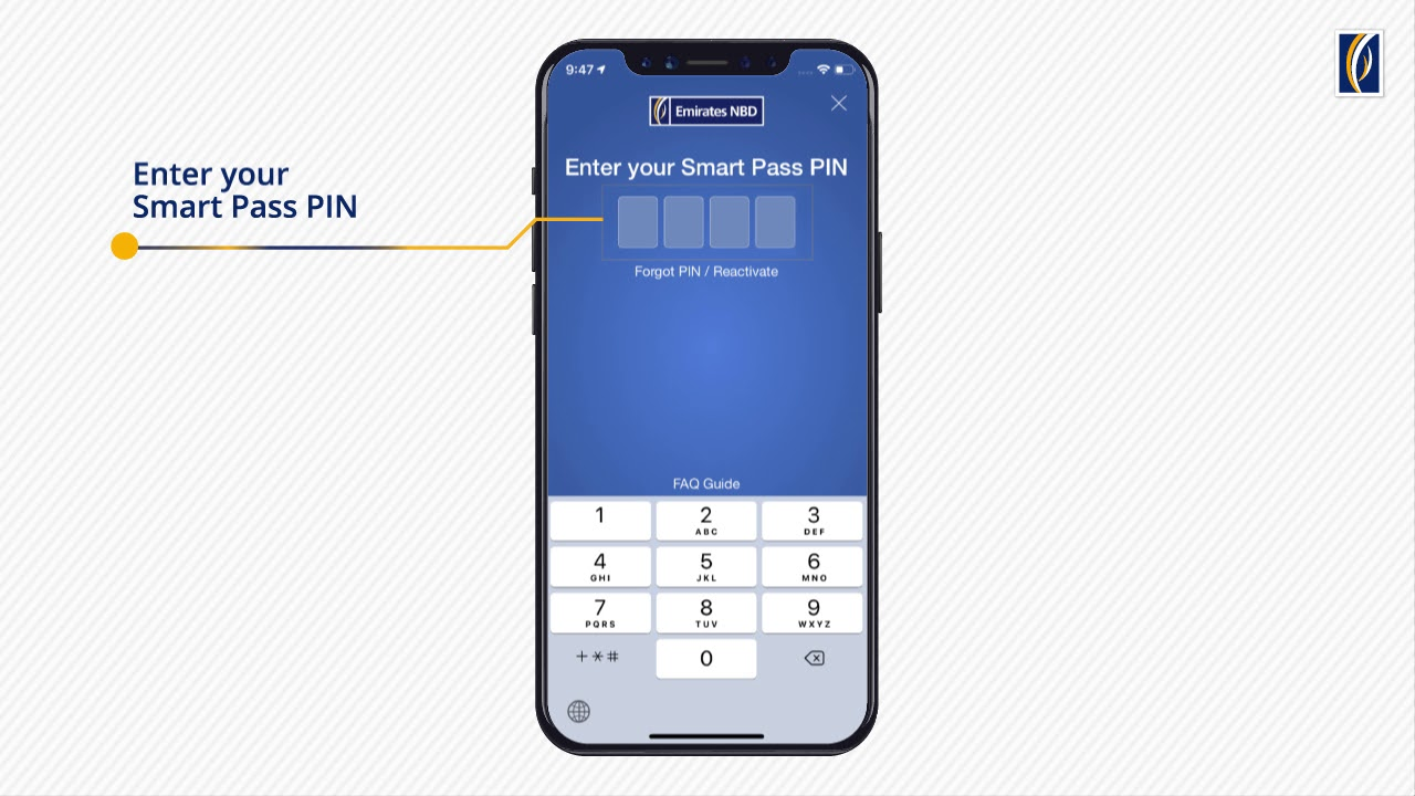 Smart Pass | Emirates NBD
