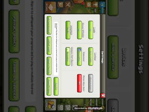 How To Change Coc Email Id 100% Working..