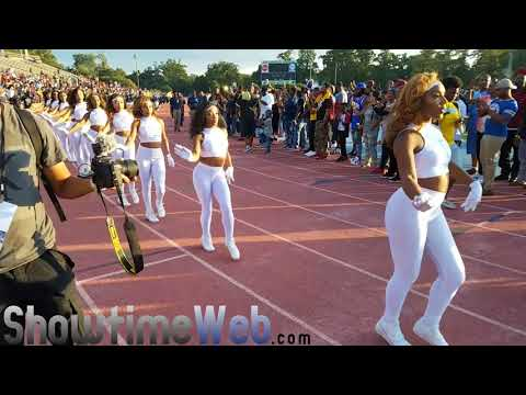 Southern University Marching In - 2017 Crank Fest BOTB