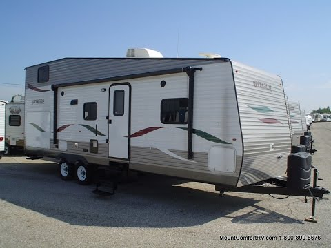 new 2015 riverside trailers loft 30loftk mount comfort