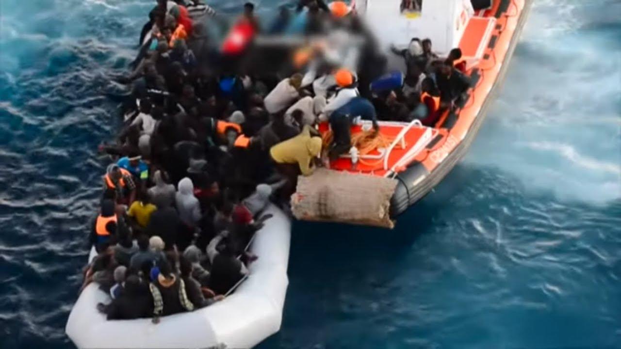 Jetzt droht Italien Seenotrettern mit Geldstrafen