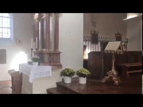 Kirchenbeschallung   Pfarrkirche St. Zeno in Isen (Bayern)