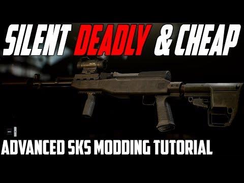 Silent Sniper Tapco SKS My Way | Escape From Tarkov