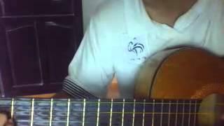 Những đêm mưa rơi cover guitar
