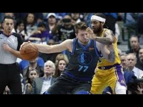 Los Angeles Lakers vs Dallas Mavericks NBA Full Highlights (8th January 2019)