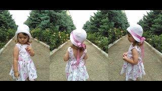 Шляпа крючком на любой обхват головы/Crochet hat for every head