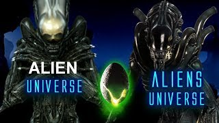 The Alien Universe or the Aliens Universe?