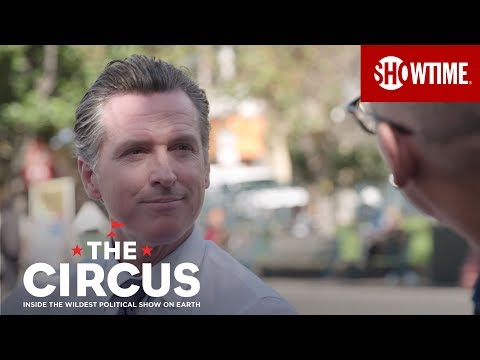 Gavin Newsom: Trump Is Walking the GOP Off a Cliff | THE CIRCUS | SHOWTIME
