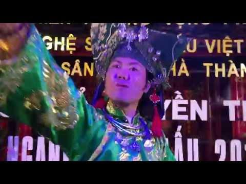 Diễn xướng Hầu Đồng - Mr. Vượng Râu