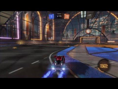 Rocket League l Quick Mashup Video