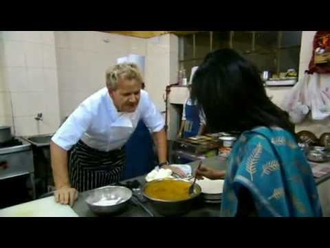 Gordon ramsay attempts indian cooking youtube gordon ramsay attempts indian cooking forumfinder Images