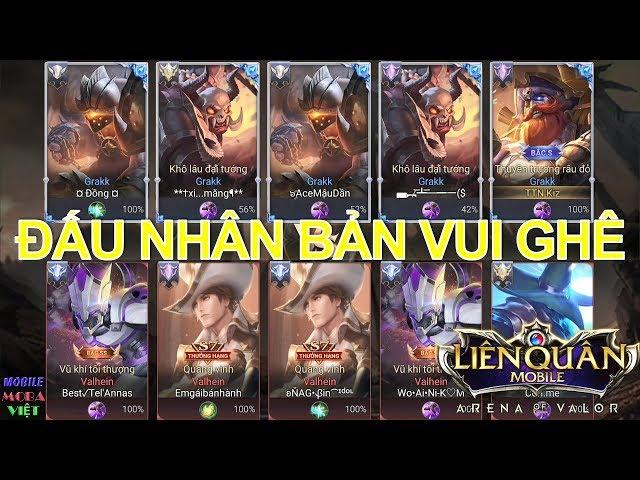 Phiên bản mới có gì hot? Chế độ đấu nhân bản và trận đấu đầu tiên của Moba Việt | Arena of Valor