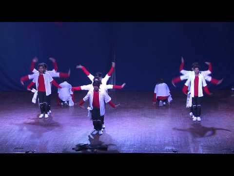 IIT Indore | Group Dance | Inter IIT Cultural Meet 2017