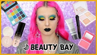 MAKEUP 100% BEAUTY BAY & NOUVEAUX HIGHLIGHTERS ✨ | Maquillage Premières Impressions