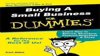 Dummies Guide To Buying A Business - Mark Cuban: Only Morons Start A Business On A Loan