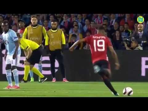 Celta Vigo vs MU -  Bán Kết C2 -- 5/5/2017