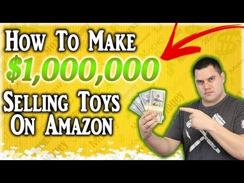 How To Make $1 Million Selling Toys On Amazon thumbnail