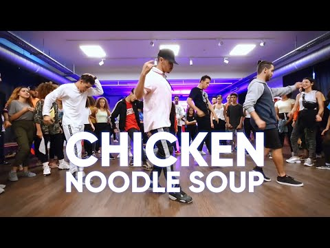 Chicken Noodle Soup - J-Hope ft. Becky G| Dance Choreography
