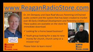 001-ReaganRadioStore com Dr  Jim Dempsey & Dave Raaf Discuss Marketing of Audios