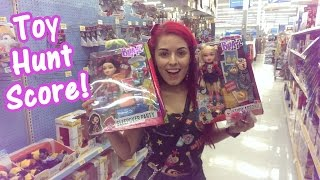 Toy Hunting FOUND NEW Bratz Dolls   Ever After High   Clearance And More