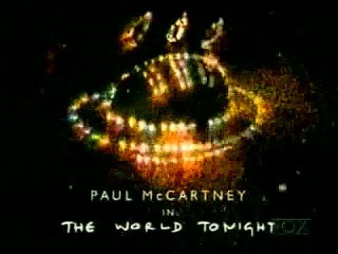 El mundo está noche - Paul McCartney 1997