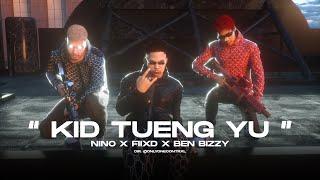 FIIXD x NINO x BEN BIZZY - คิดถึงอยู่ (Official visualizer)