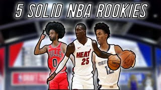 THE BEST ROOKIES OF THE 20192020 NBA SEASON SO FAR
