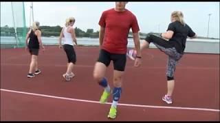 Bristol West Athletics Club Prepares For A Half Marathon