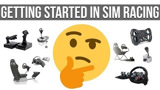 How To Get Started In Sim Racing